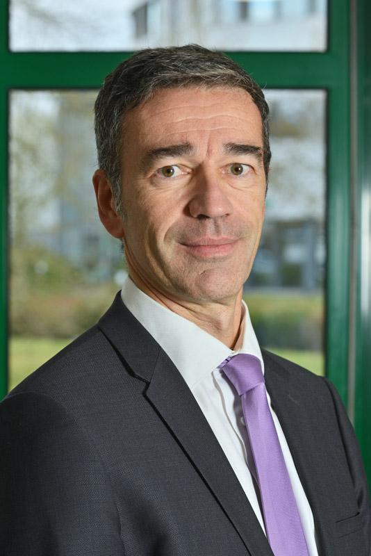 Régis Vimal du Monteil - Directeur Groupe - Finance et Juridique